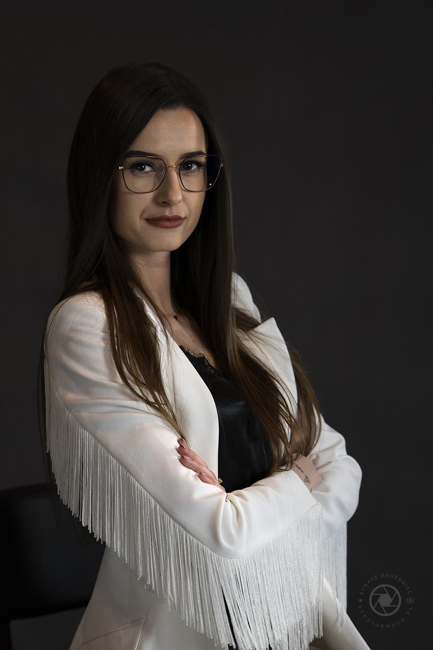 Portret biznesowy – Optyk Krawczyk
